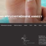 Centre de réflexologie et réflexothérapie à Annecy
