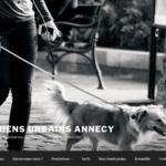 o chiens urbains garde et promenade de chiens à Annecy
