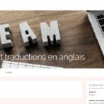 Cours et traductions en anglais à Annecy par un professeur de langue maternelle anglaise.