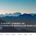 Cabinet de kinésithérapie Kiné et Sport à Argonay