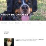 Un amour de chien, garde et éducation canine en Seine Saint Denis