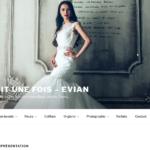 Il etait une fois à Evian, tout pour la mariée