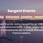Sargent Events, agence événementielle à Annecy et Genève