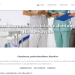 Karen Raymond, Assistante dentaire libérale en Haute-Savoie