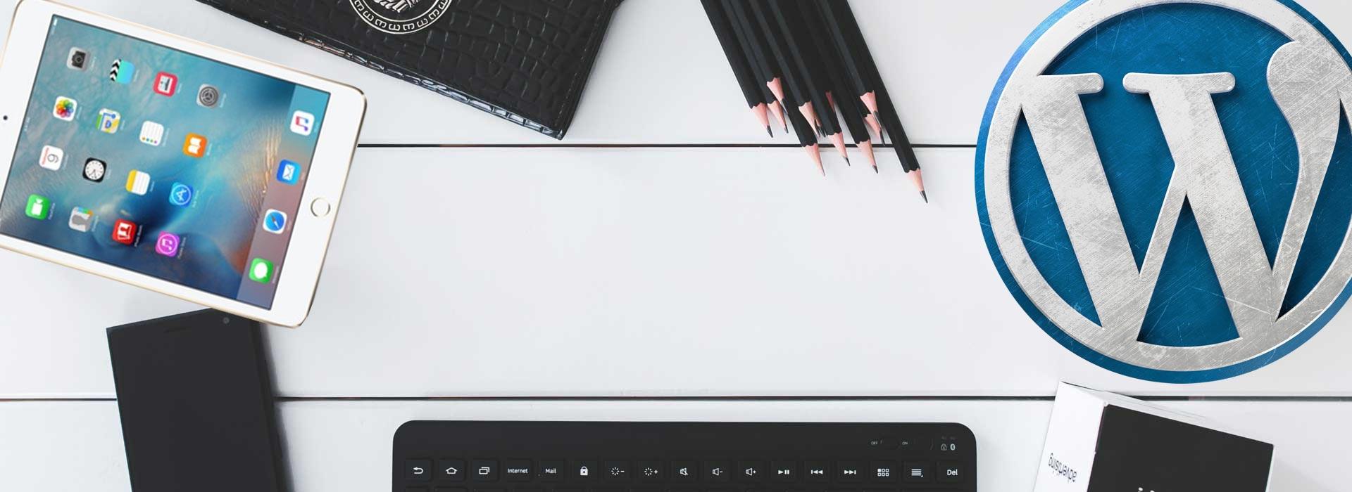 Création de sites internet vitrine WordPress
