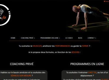 Apes Fit, programme de coaching sportif en ligne en poids de corps